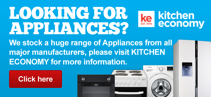 Looking for appliances?