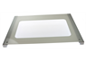 White Outer Oven Glass for Stoves Ovens