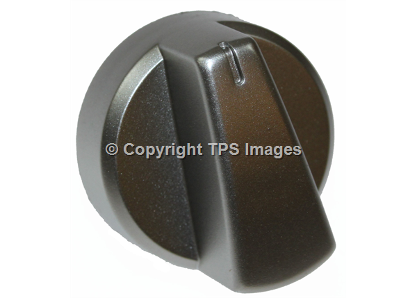 082830200 Belling Cooker Control Knob Silver Oven Knob