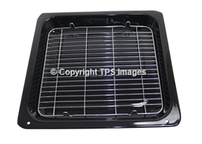 TRICITY BENDIX GRILL PAN TRAY GRID /& HANDLE