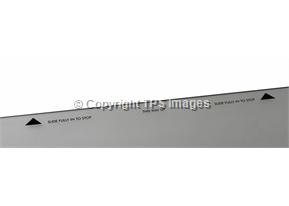 082945201 Stoves Genuine Top Oven Inner Door Glass