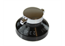 STOVES OVEN CONTROL KNOB BLACK & SILVER WITH GAS MARKS