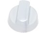 UNIVERSAL CONTROL KNOB WHITE WITH 5 SPINDLE INSERTS