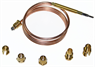 Super Universal Thermocouple with Multiple Fixings