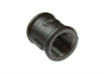 "1/2"" STRAIGHT CONNECTOR FEMALE TO FEMALE MALLEABLE IRON"