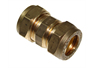 STRAIGHT 15MM COMPRESSION COUPLING