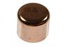 15mm COPPER FEMALE STOP END