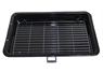 GRILL PAN ASSEMBLY 360mmX245mm PAN,GRID & HANDLE (BOXED)