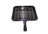 SQUARE GRILL PAN ASSEMBLY 285mm X 275mm