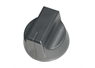 New World 083337500 Genuine Silver Control Knob