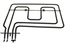 Beko, Blomberg, Lamona, Flavel, Lamona & Leisure 262900064 Genuine 2200W Grill Element