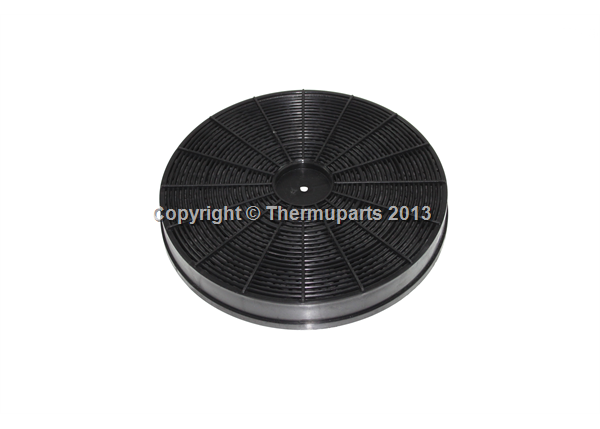 Hotpoint, Creda, Jackson, Ariston, Indesit, AEG, Electrolux & New World Cooker Hood Carbon Filter