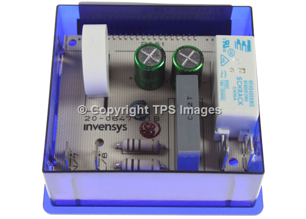 Automatic Timer with a blue display for Belling Ovens
