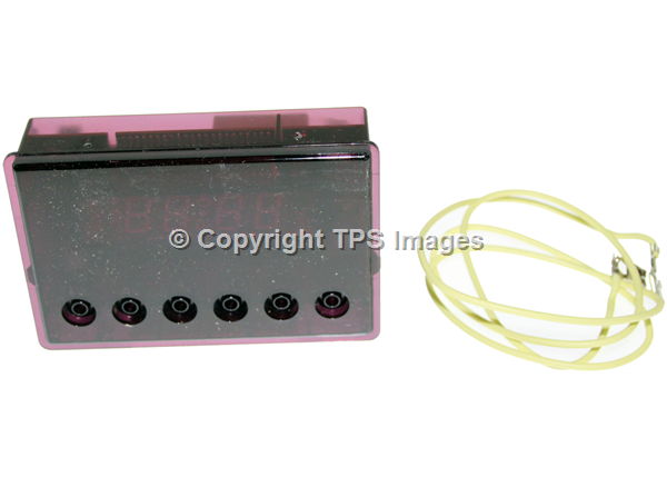 Cooker Timer with black display for Belling Cookers