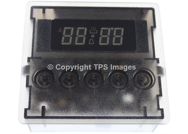Cooker Timer in black for your Belling Cooker