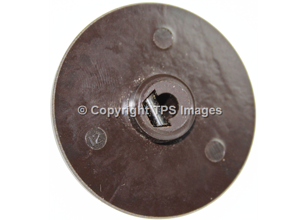 Parkinson Cowan Genuine Brown Grill Control Knob