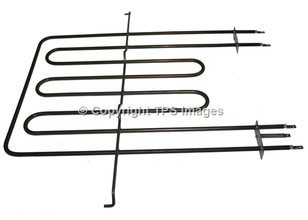 Hotpoint SHS53XS Dual Grill and Oven Element
