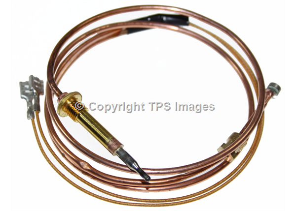 New World Grill Thermocouple with Spade Terminals