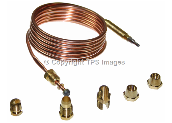 SUPER UNIVERSAL THERMOCOUPLE 1500mm WITH MULTIPLE FIXINGS