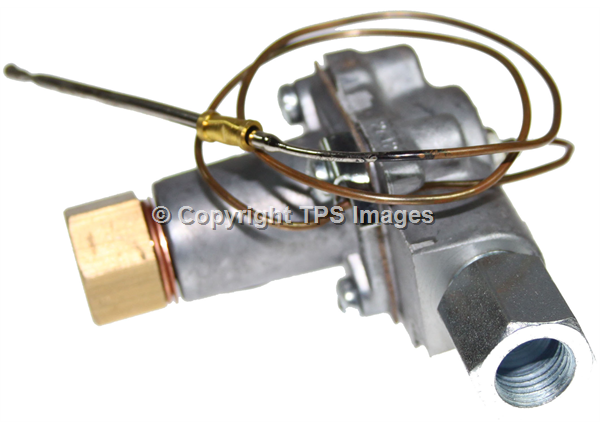 Gas Cut Off Valve for New World Cookers