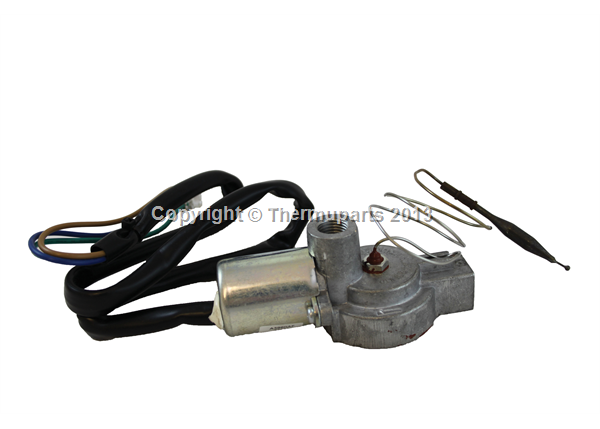 Cannon Gas Solenoid Valve + FFD