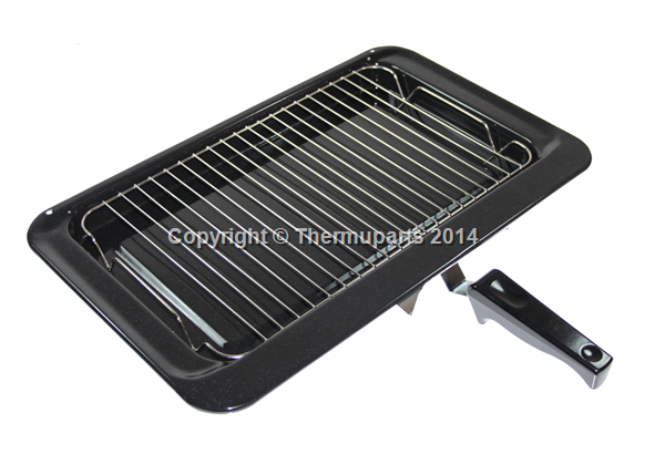 Leisure, Flavel, Falcon, Maytag & Rangemaster Genuine Grill Pan Assembly