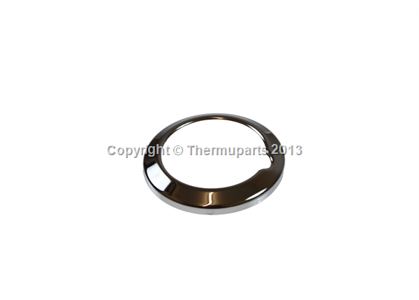 Semi Rapid Burner Chrome Trim
