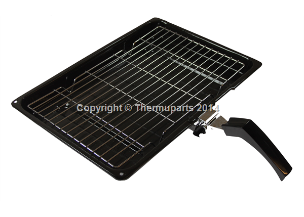 Universal Hotpoint & Indesit Grill Pan Assembly