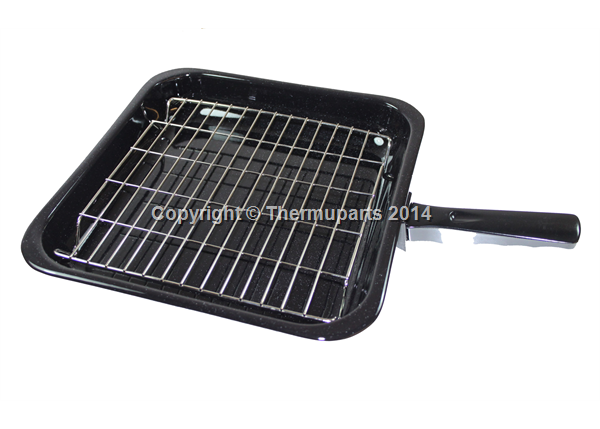 Square Grill Pan for Grills