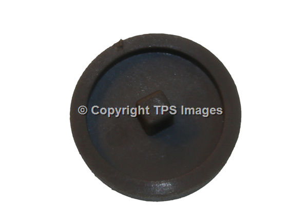 Cannon & Indesit Genuine Grey Ignition Button