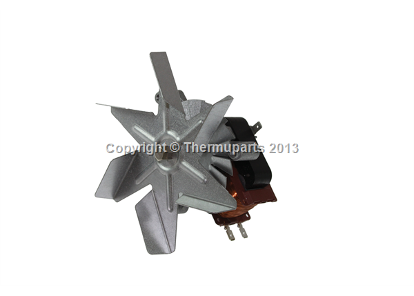 Fan Oven Motor Assembly(fits Diplomat&Hygena,fan blade inc)