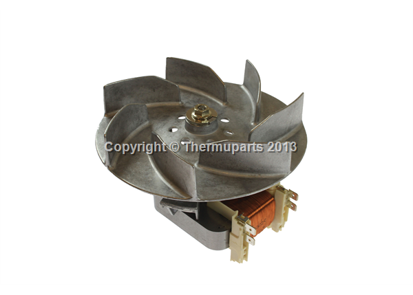 Main Oven Fan Motor fits Replacement Neff/Bosch/Siemens
