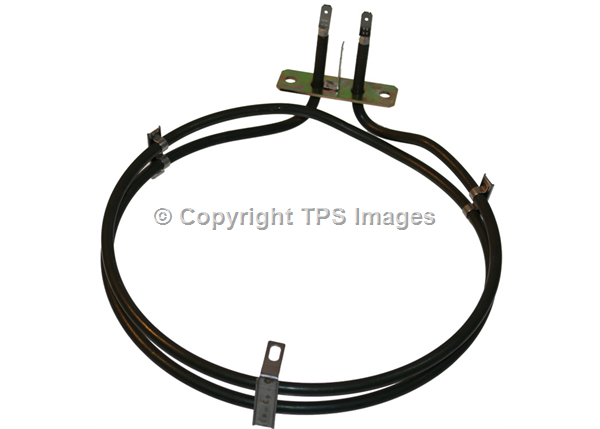 Beko, Whirlpool, Bauknecht & Philips 2400W Fan Oven Element