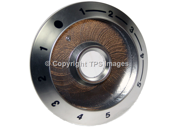 Energy Regulator Knob Bezel