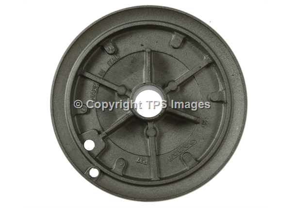 Large Gas Burner Ring