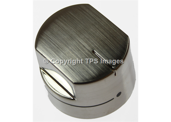 Belling & Stoves Genuine Chrome Oven Control Knob