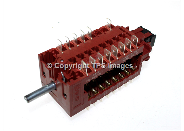 SELECTOR SWITCH 9 FUNCTION AFT