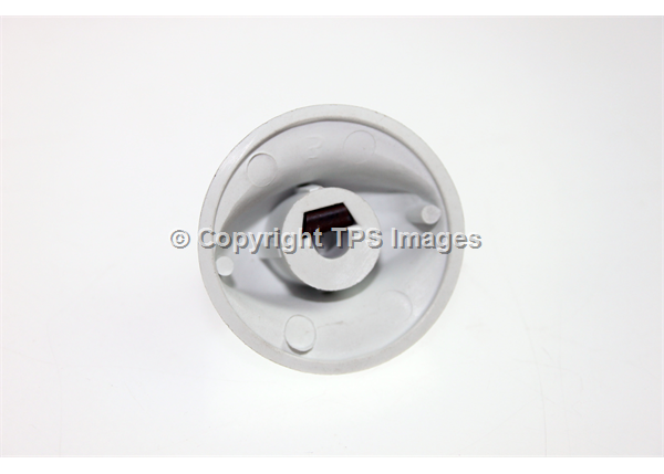 Cooker Dial in white for Belling Gas Hobs