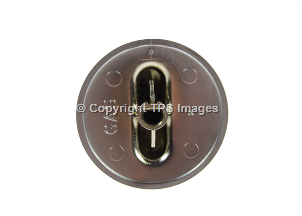 Silver Knob for your Top Oven