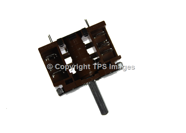 Selector Switch for an Electric Fan Oven