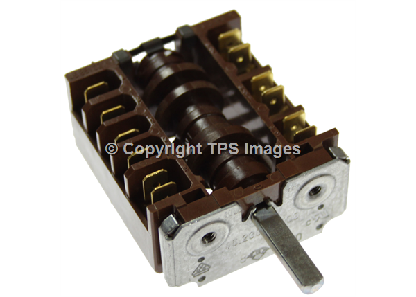 Top Oven Rotary Switch