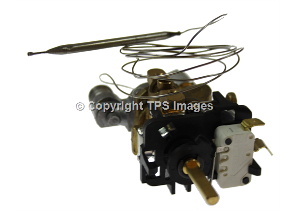 Belling & Stoves Genuine Grill Thermostat & Microswitch