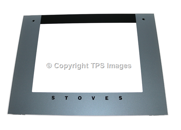 012898970 Stoves Oven Outer Door Glass Assembly Cooker