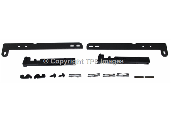 012920000 Top Oven Door Assembly Belling Outer Glass
