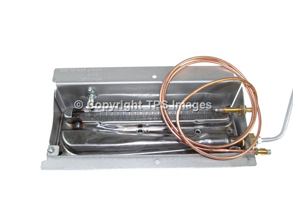 Burner Assembly with an Oven Thermocouple
