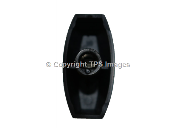 Control Knob in black for Stoves Appliances