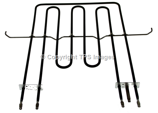 Dual Top Oven Element (2800W = 2250W + 550W)