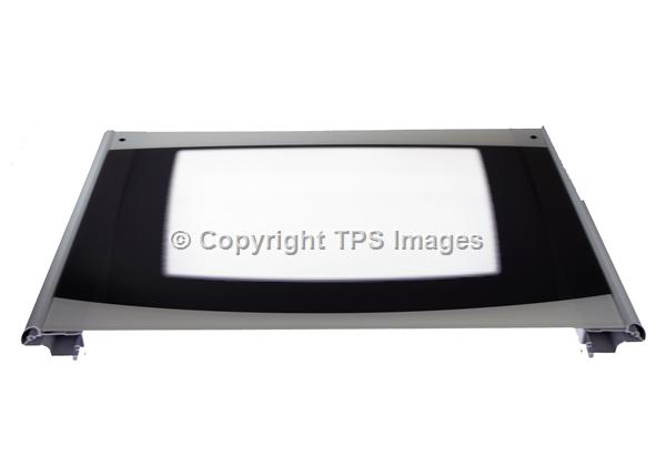 C00261870 Cannon Amp Hotpoint Genuine Main Oven Door Glass