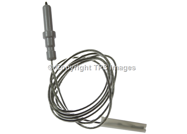 Cooker Electrode with Electrode Lead