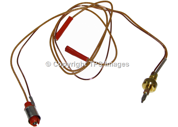 THERMOCOUPLE co-axial lidded